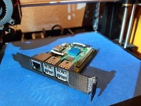 Raspberry Pi PCIe Case