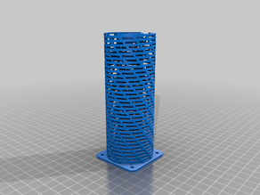 Charcoal chimney for Anycubic Photon