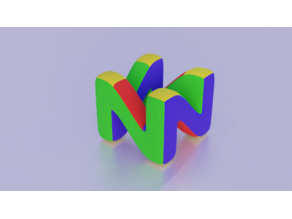 N64 Soft Logo [Gnamp]