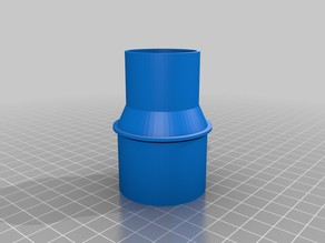 My Customized Vacuum Hose Adapter (inner inner
