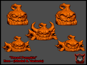 Dread Pumpkin & Variants
