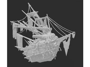 colossus shipwreck construct giant - aos - patreon release