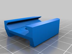 Kjw Glock mag rail/grip