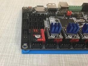 SKR Pro V1.1 Mount Plate (Customizable)