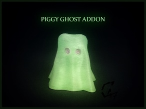 Ghost - costume for Piggy