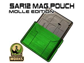 SAR12 MAG Pouch Molle edition