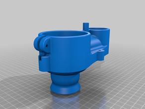 Makita RT0700C Vacuum Adapter