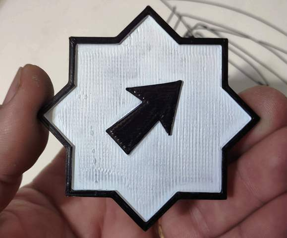 Magic Arrow Puzzle Magic Trick