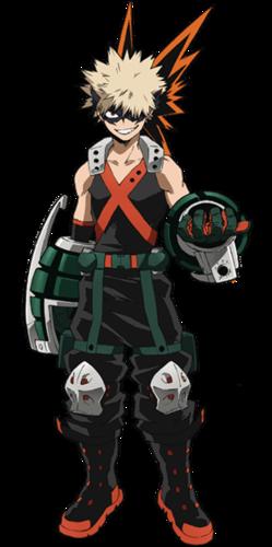 Bakugou Katsuki Cosplay Props Armor