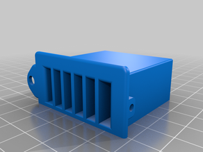 Ender 3 Cable Channel Protective VENT
