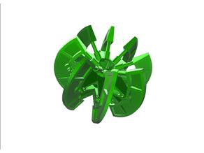 Bionicle Axe Mace Head