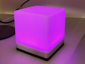 Wemos Cube Lamp
