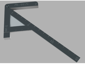 Bisector, 45° Angle