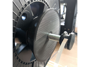 Anycubic i3 Mega filament spool holder