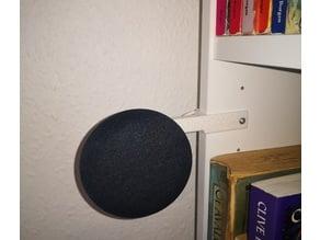 Google Home Mini 2 Ikea Billy mount