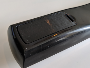Dell W1900 Battery Cover