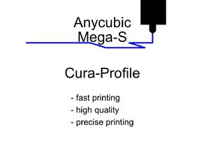 Anycubic Mega-S printing Profile
