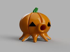 #3DTakoTuesday : Halloween Pumpkin Edition