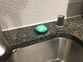 Soap dish, small