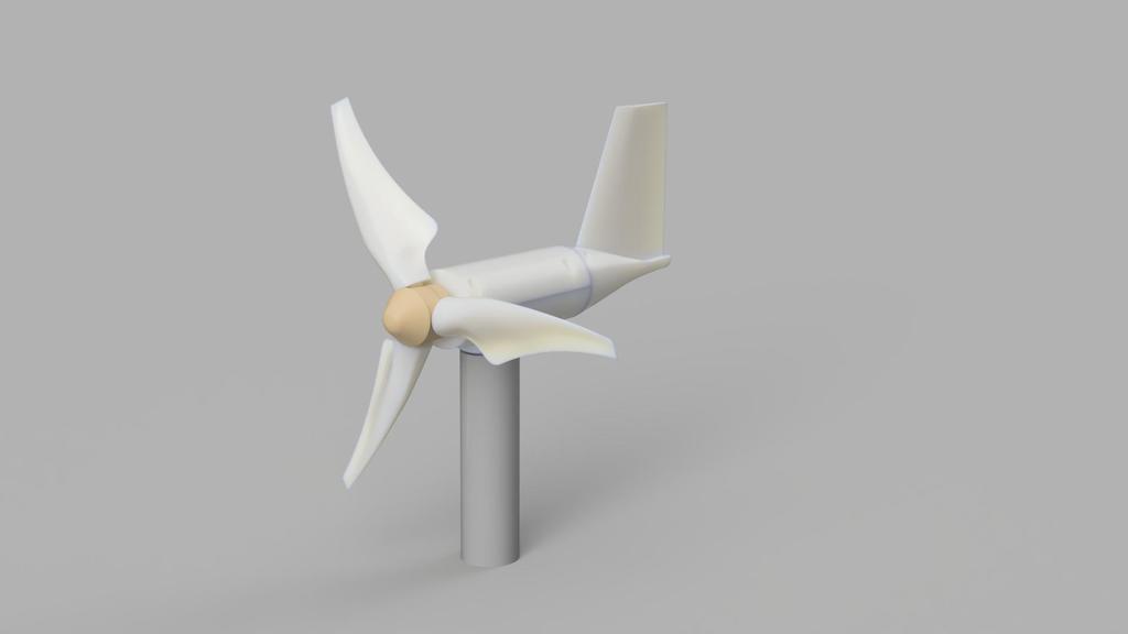 Wind Turbine MK II