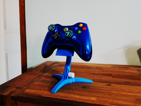 The Coolest Xbox 360 Controller Stand