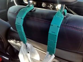 Auto Trash Bag Hook