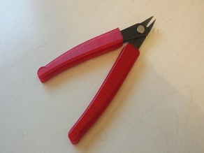 Ender3 Plier handle replacement