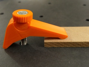 Clamp for CNC