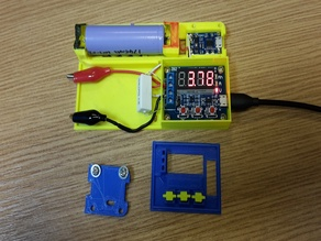 ZB2L3 and TP4056 Charger Tester