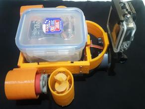 Underwater Robot Modular Frame V2