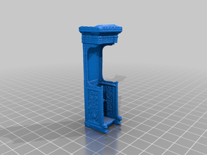 cathedral chair - photogrammetry