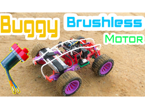 Buggy Car rc Brushless