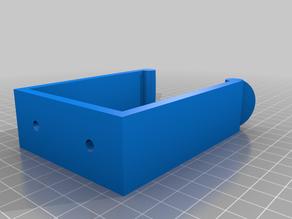 Battery wall mount for the Blaupunkt Fiene / Fiete 500 battery