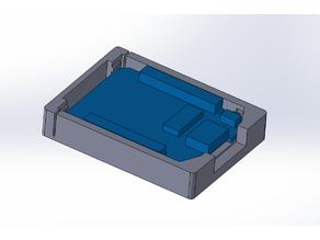 Minimalistic D1 Mini mount