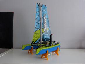 Stand for Lego Technic Catamaran 42105