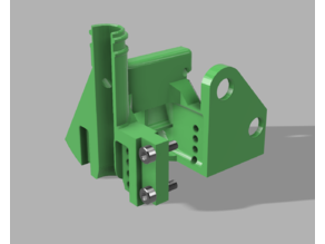 Hero Me G3 Base for Micro Swiss Direct Drive (Ender, CR-10)