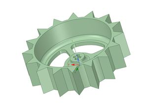 Wheel RC Reely Core