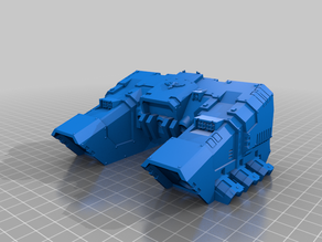 Starry Space hover AFV Optimized for Resin
