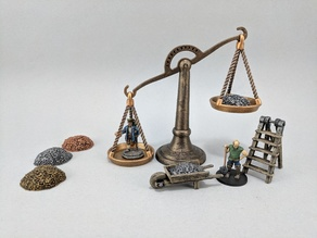 28mm Treasure Scale