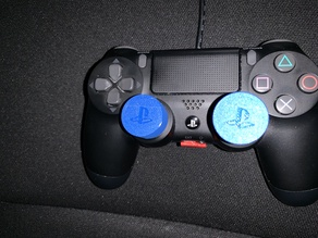 Analog stick caps