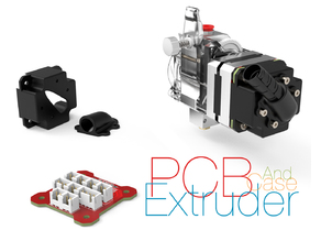 PCB Extruder and Case