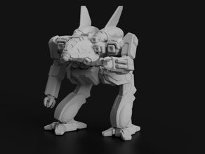 "BKP-Prime Black Python, AKA ""Viper"" for Battletech"