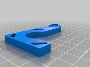 Z-axis sync belt-tensioner