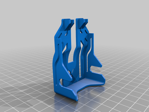 CR-10 : couvercle axe Y