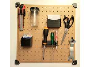 Kit Pegboard Panel