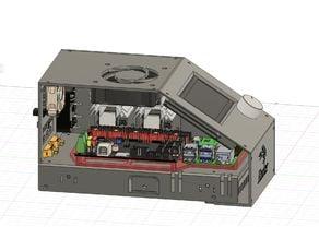Ender 3 Pro EABAIO Electronics Enclosure