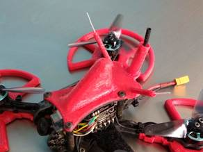 Canopy for 150 mm fpv frame (3 inches props)