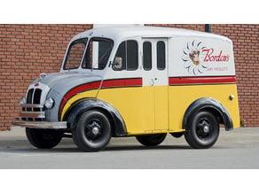 Divco 206 Milk Truck 1953