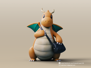 Dragonite(Pokemon)