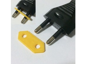 Customizable plug shim
